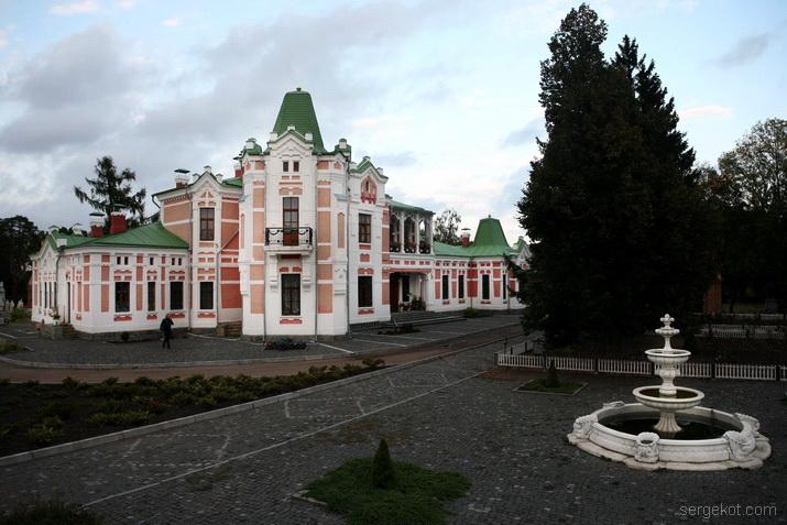 Томашовка, имение Хоецких_31