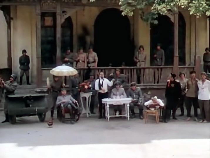 Васильевка, 1983 год. кадры из фильма Я сын трудового народа.2