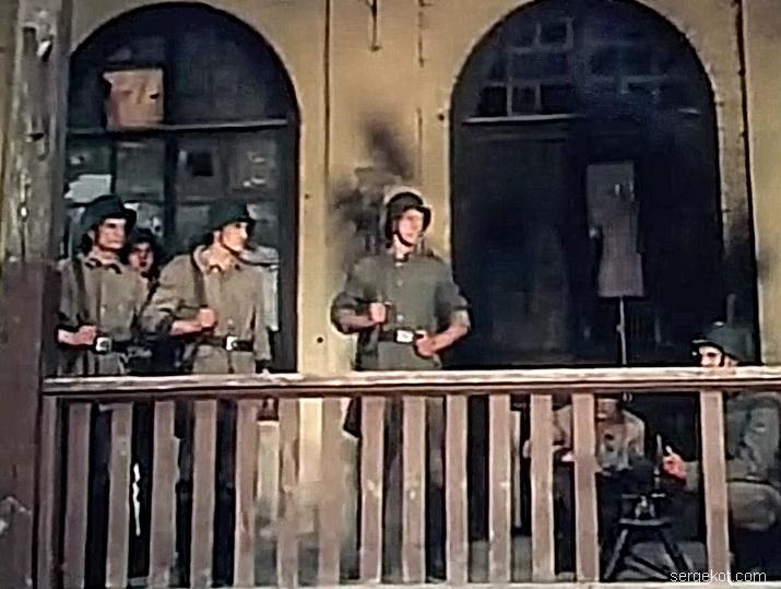 Васильевка, 1983 год. кадры из фильма Я сын трудового народа.3