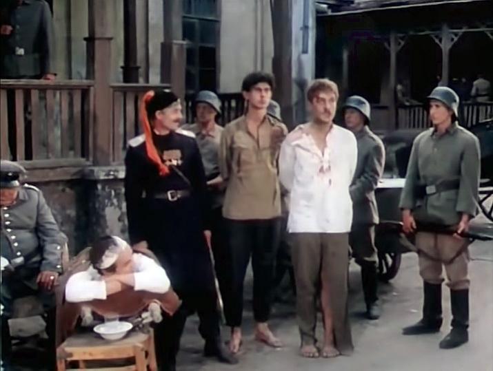 Васильевка, 1983 год. кадры из фильма Я сын трудового народа.5