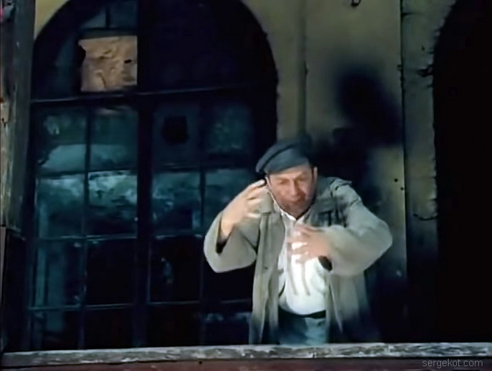 Васильевка, 1983 год. кадры из фильма Я сын трудового народа.6