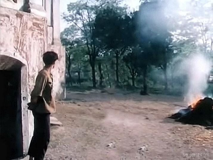 Васильевка, 1983 год. кадры из фильма Я сын трудового народа.8