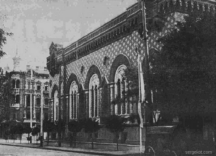 Неделя Строителя, 1900 год, №35