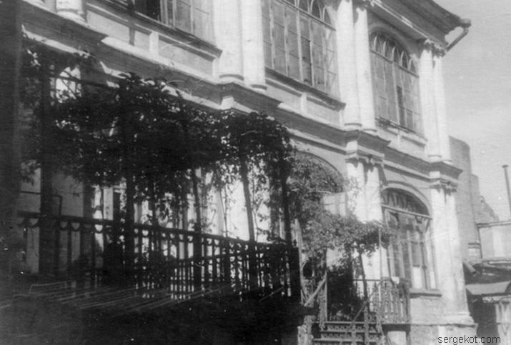 Пушкинская_19_, начало 50-х