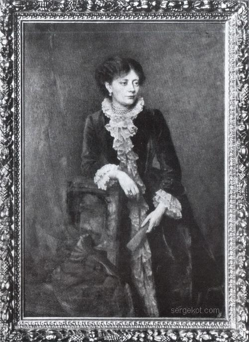 Констанция, Любовидзские, Монтрезор, портрет