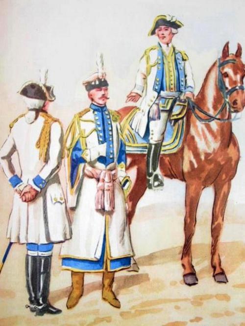 Adjutant-general.. Poland
