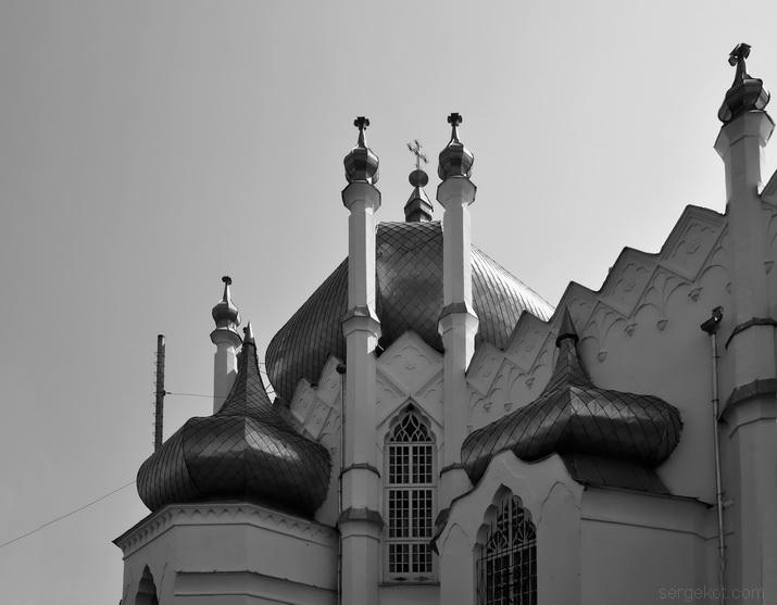 церковь, Преображенская, Торичелли, Воронцов, Мошны,