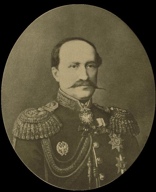 Граф Николай Павлович Игнатьев