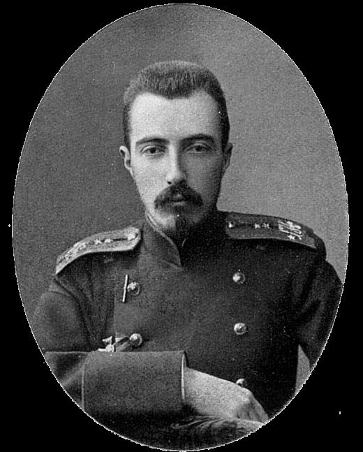 Михаил Михайлович