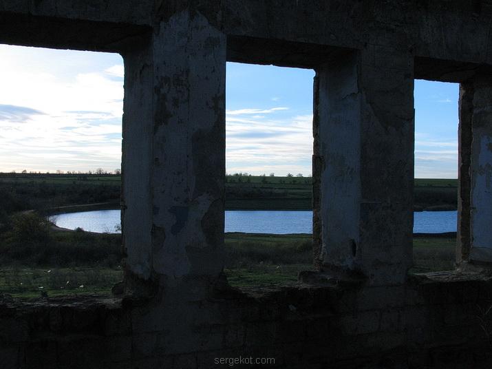 Васильевка. Вид из окон