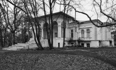 Дача Ашкенази. Фасады